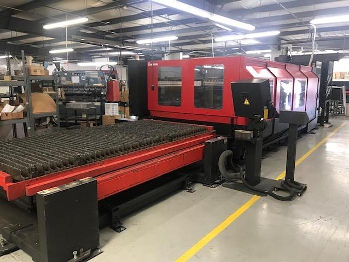 2004 4000 Watt Amada FO-3015NT CNC Laser