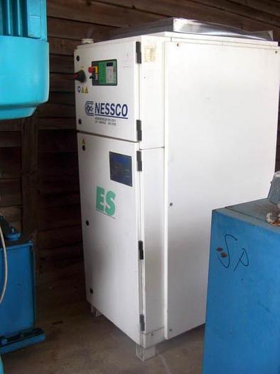 """Używane Śrubowa sprężarka powietrza """"Nessco"""""""