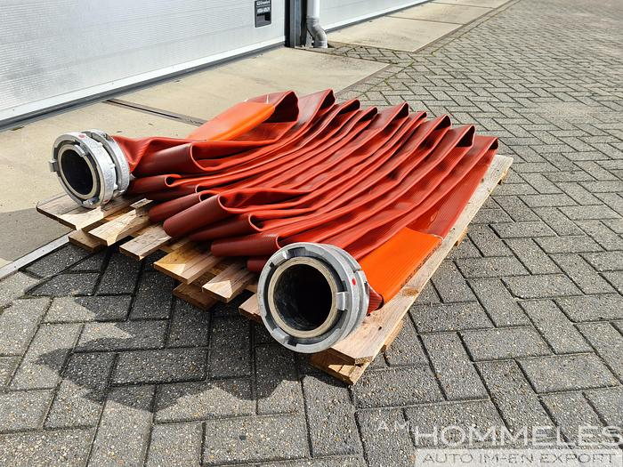 """Used ARMTEX Lay Flat Fire Hose 6""""  150mm"""