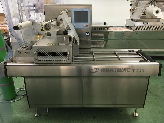 Used MULTIVAC T300