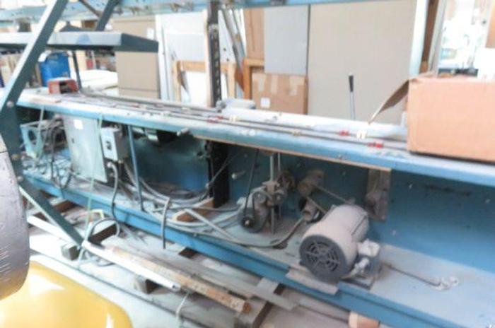 Norfield Magnum Door Machine – Rebuilt and Warrantied, Upgraded to handle 10′ Doors