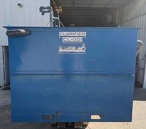 Used CL-09: Used 10 GPM Clarifier