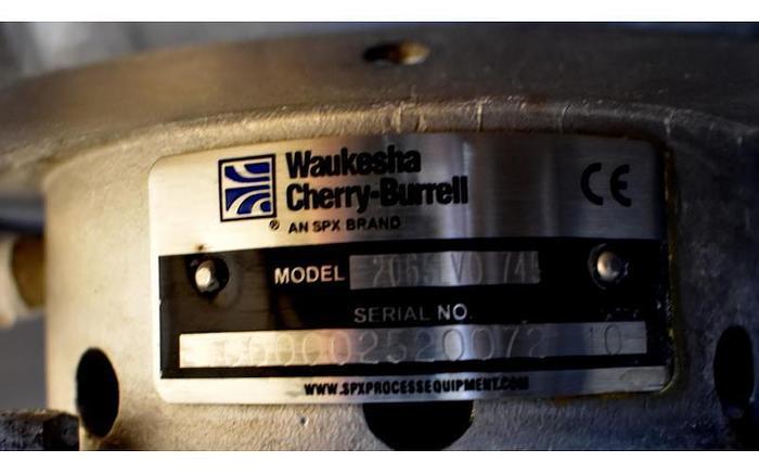 USED SPX CENTRIFUGAL PUMP, MODEL 2065LV