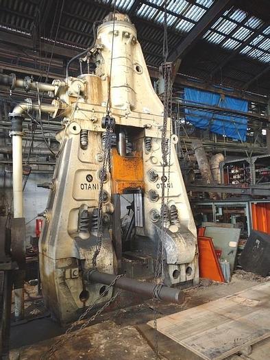 Used Hammer Forging Pneumatic OTANI