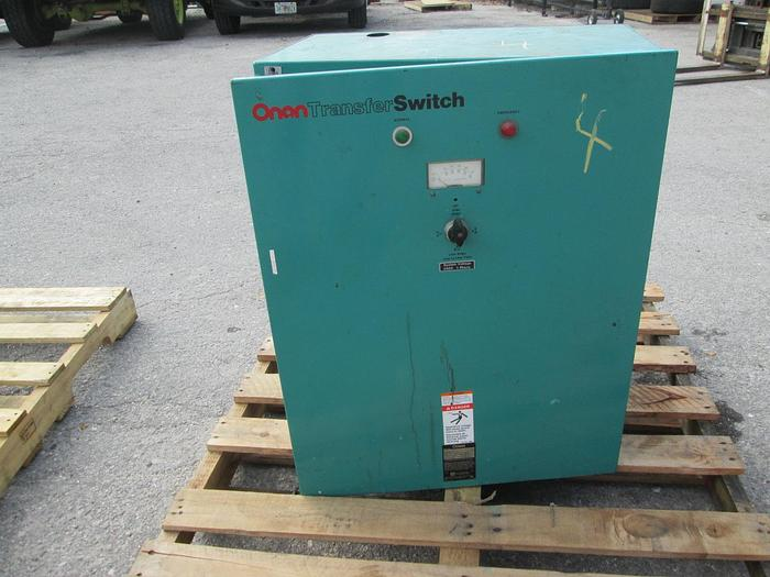 Used Onan Electrical Transfer Switches (2)