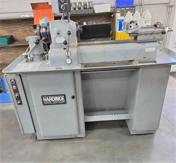 Used 1976 Hardinge DSM-59 Precision Second Operation Lathe