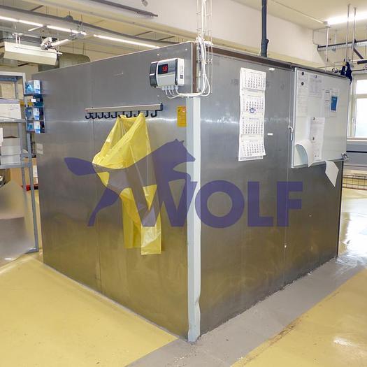 Gebraucht Kühlzelle NIROTEC bis 5°C