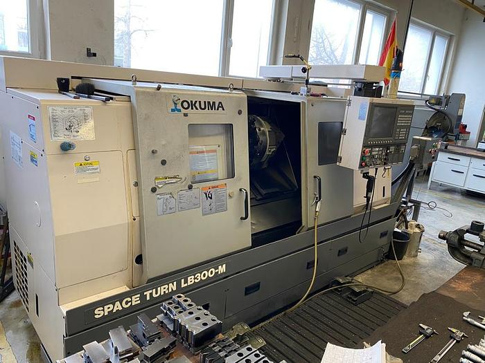 2007 CNC Drehmaschine OKUMA SPACE TURN LB 300 M