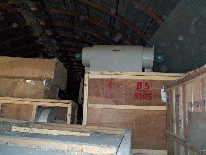 2007 New Soybean Crushing / Crusher Oilseed Processing Goyum & Sifter