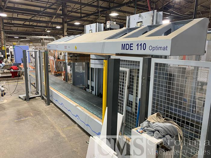 Used Ligmatech MDE 110 Case Clamp