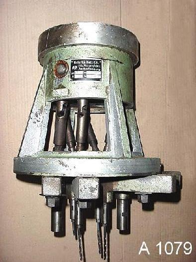 #A1079 - Mehrspindelbohrkopf 516/6, Bj.1978