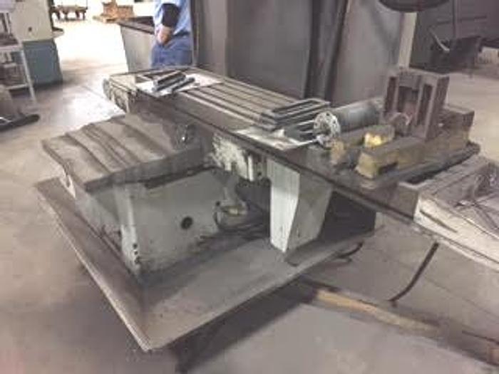 "12"" x 60"" Acra CNC Mill, Anilam 1100 CNC, 40 Taper, Air Power Draw Bar"