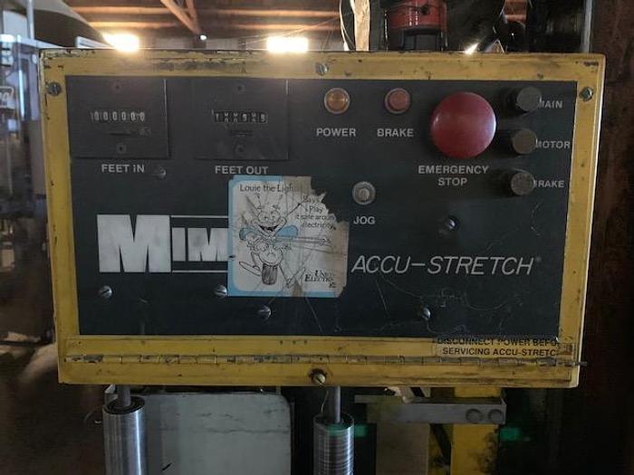 MIMA Accu-Stretch Pallet Wrapper