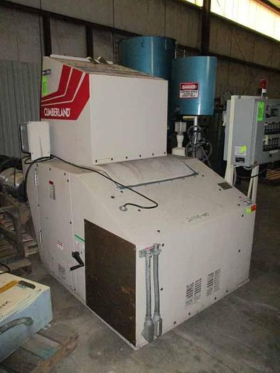 Used 40 HP CUMBERLAND GRANULATOR MDL. 1628X