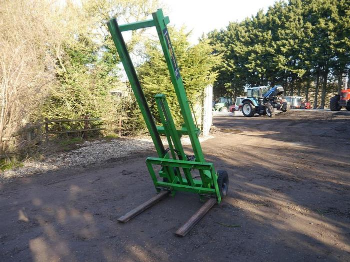 Used Ripvator Forklift
