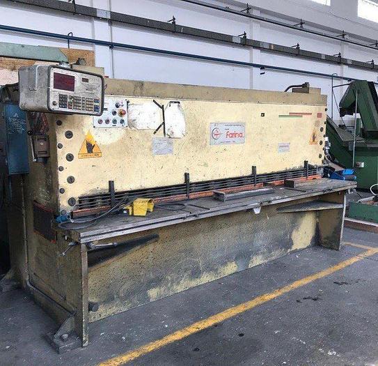 Hydraulic Shearing Machine FARINA
