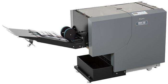 Duplo DBM150 Bookletmaker & Trimmer