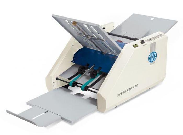 Cyklos CFM 700 Paper Folding Machine