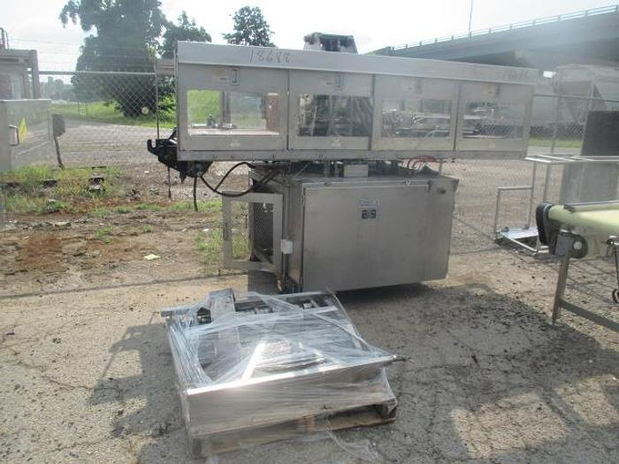 Used Lawrence Equipment 9-Dough Press Plate; Md#OFP 3333 09