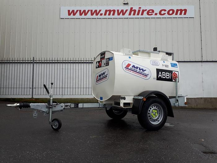 ABBI 1000L – Fuel Tanks – Towable Bowser