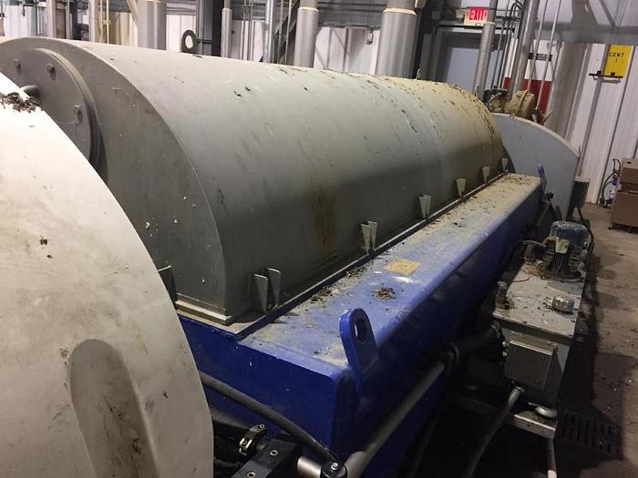 Alfa Laval Decanter Centrifuge