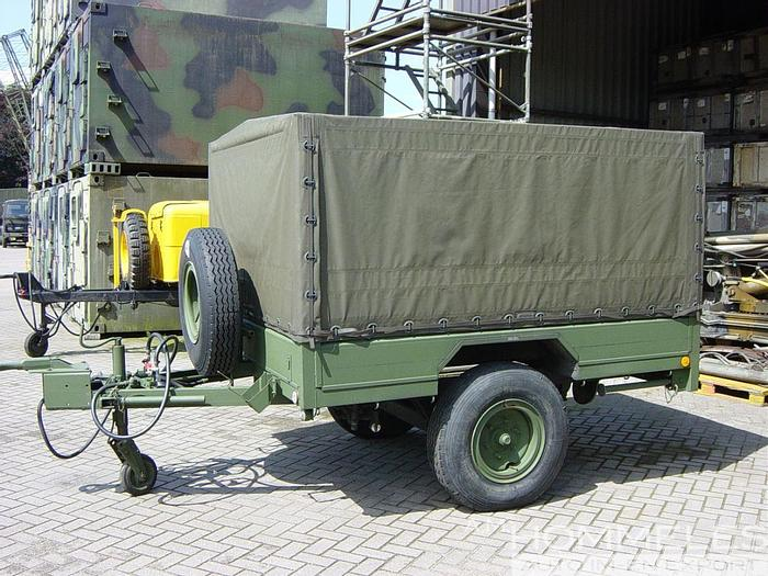 Used 1000l drinkingwater trailer