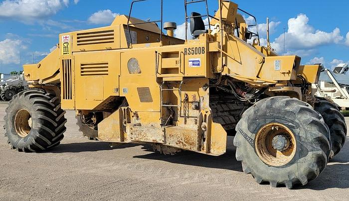 Used 1998 CMI RS500B SOIL STABILIZER