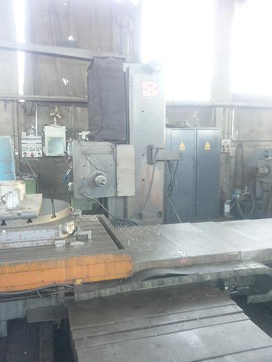 Used Borer Horizontal Table Type CNC MEC4