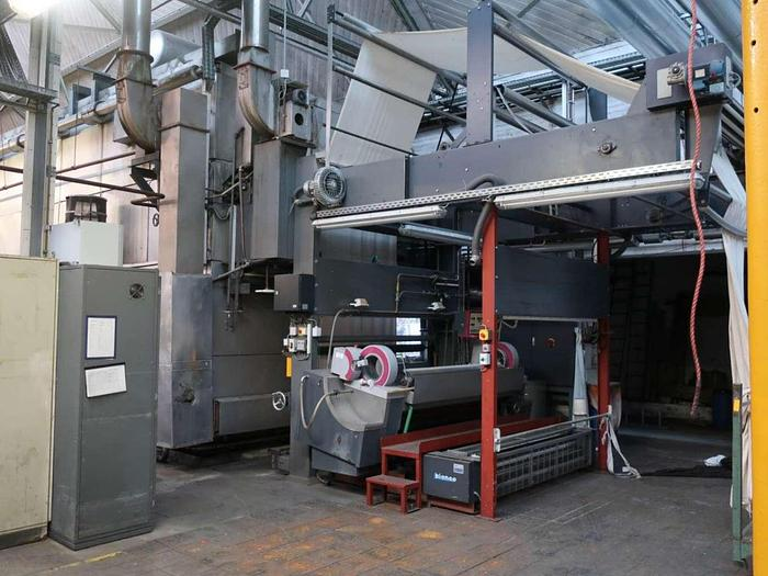 STEAMER 1992 STORK  HS III 2200/350
