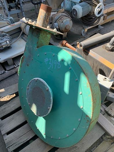 Used 7 1/2 Hp. Air Blower