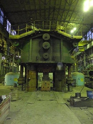 Used Press Forging Open Die Hydraulic NP130