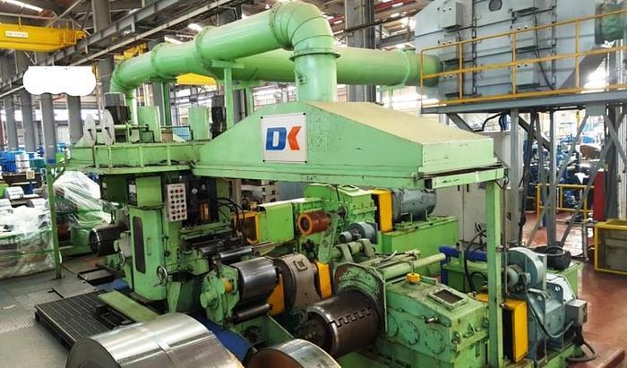300mm 4-Hi Reversing Cold Rolling Mill: RM-438