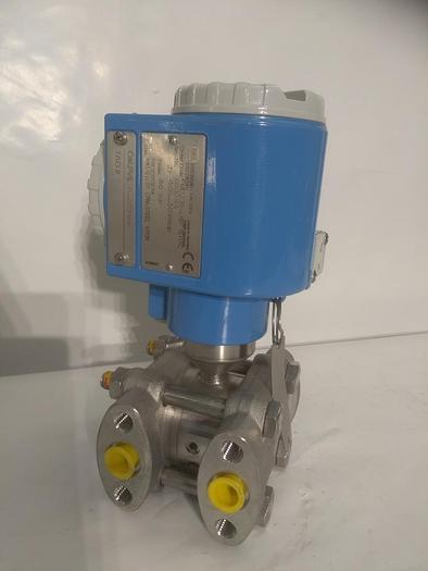 Differenzdrucktransmitter Deltabar PMD235-LIBF1EH1C, Endress und Hauser, Eex, neu