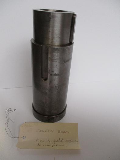 Used COURTOY R100 Axe du Galet Supérieur de Compression
