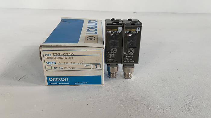 Omron E3SCT66