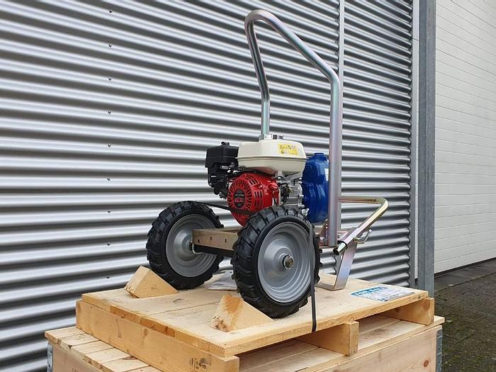 Gebruikt Atlas Copco VAR 2-100 with Honda GX-120 Petrol engine