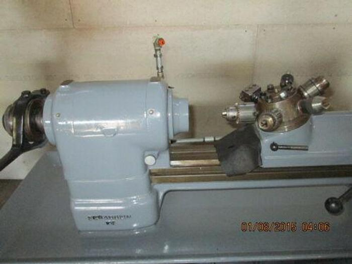 SCHAUBLIN Model 102 Precision Secondary Operation Chucker 5C