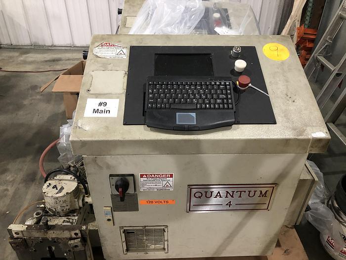2005 VAMCO Quantum 4 Servo feeder