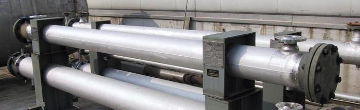Usata Scambiatore di calore OLMI  1985  N.F 4863 da 4,4 metri quadrati