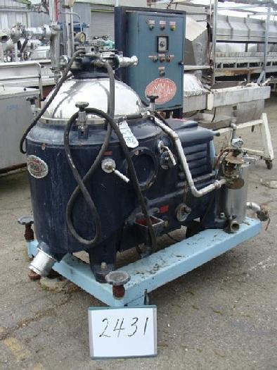 IMMA Centrifuge / Separator