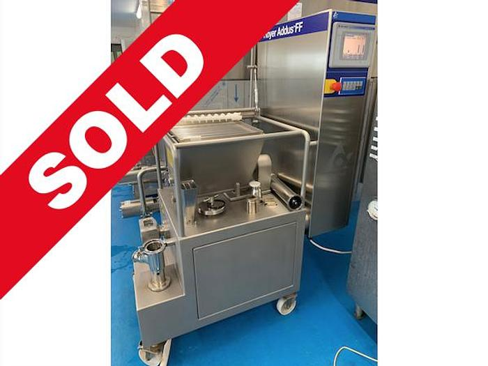 Used TETRA PAK HOYER FF2000 N INGREDIENT FEEDER