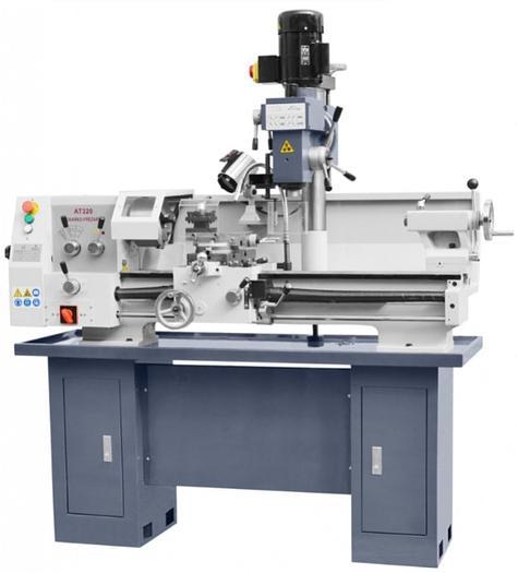 Cormak AT320 Lathe-Milling Machine Combination - Single Phase