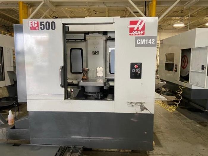 2012 HAAS EC500