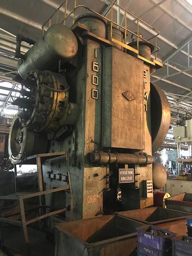 Used Press Hot Forging