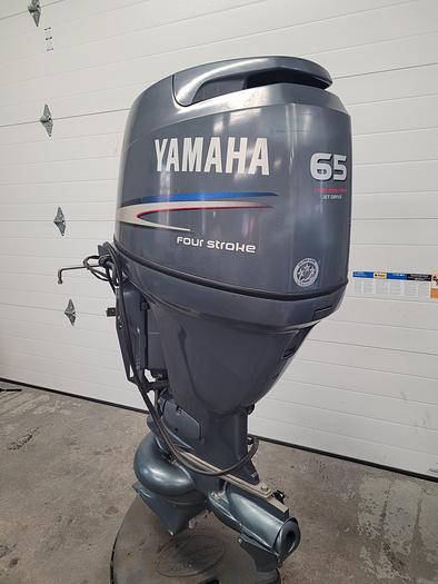Used Yamaha F90TJR