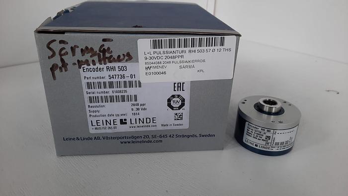 Leine Linde AB RHI 503