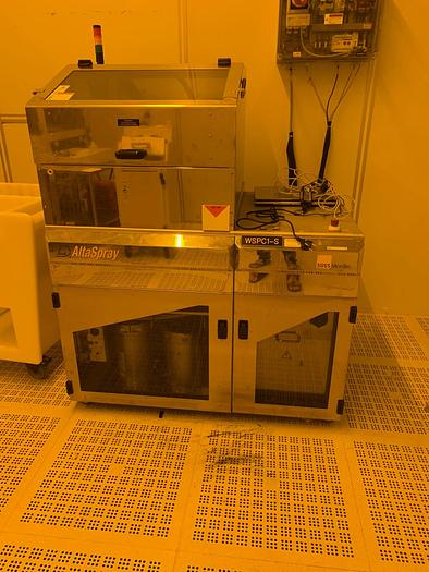 Used 2006 Suss Microtec Altaspray coater