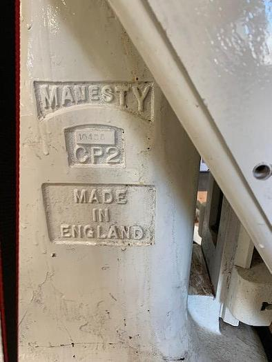 Manesty Coating Pan CP2