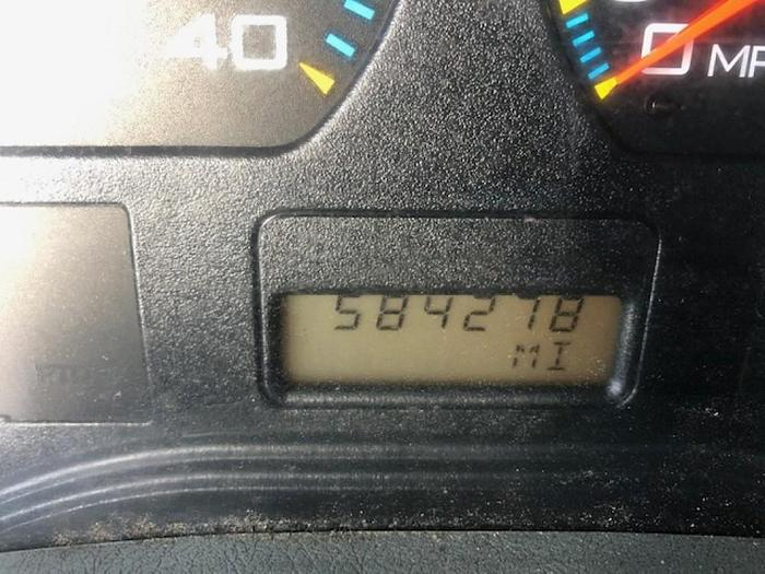 2007 INTERNATIONAL 8600 DAYCAB