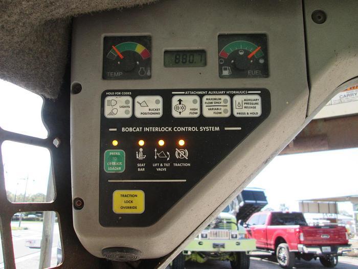 2006 Bobcat S300 Skid Steer